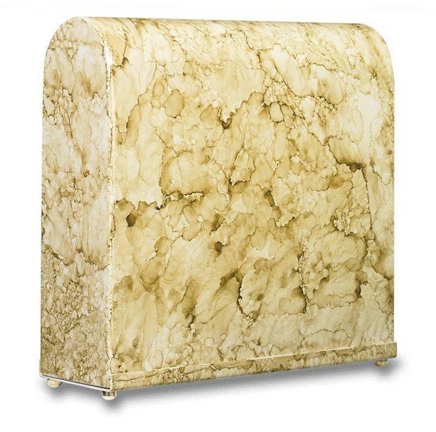 Venta de urna modelo baul para funeraria urnas for Marmol beige precio