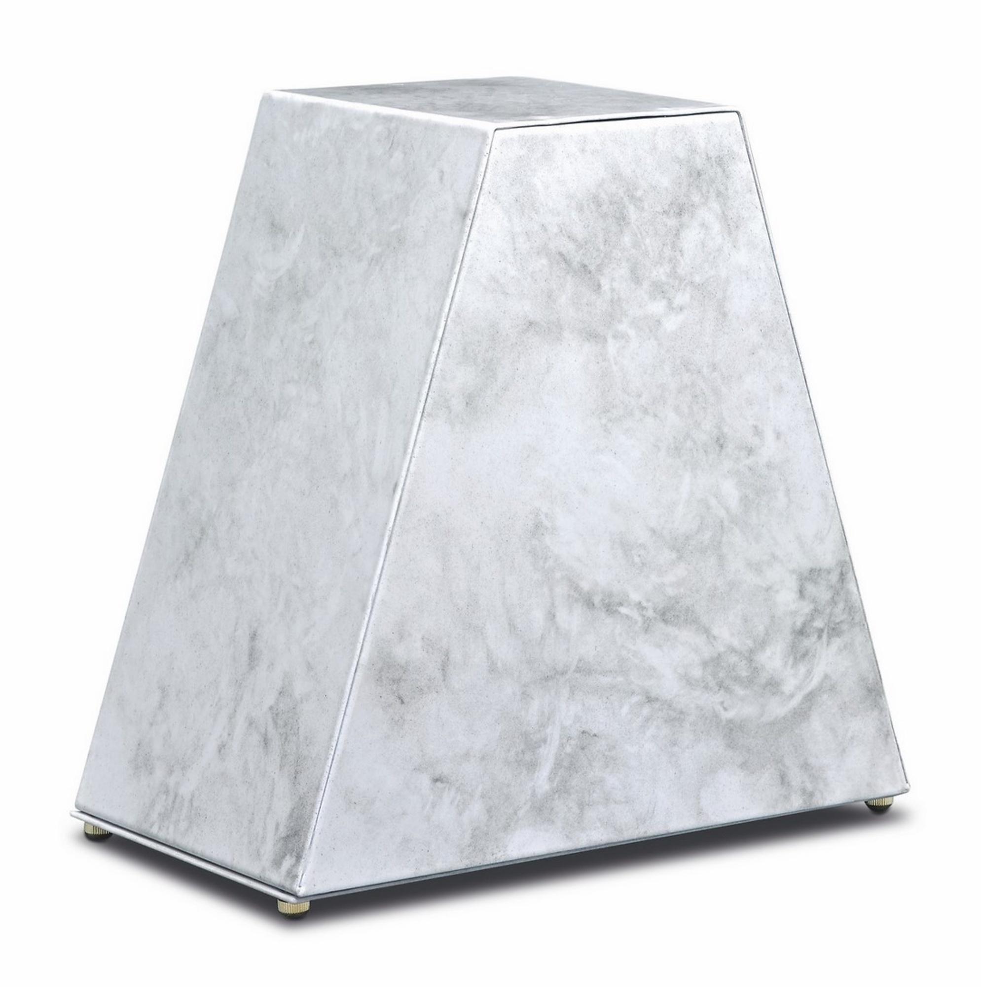 Urna Pirámide con pie