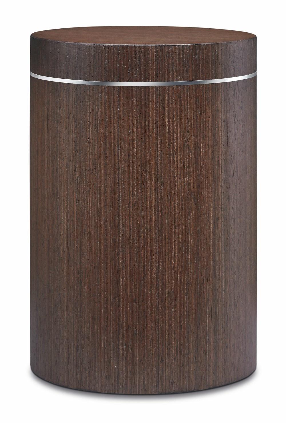 Urna de Madera cilindro