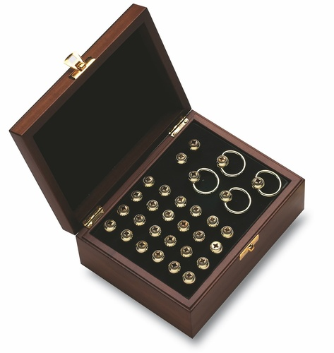 Kit caja esferas