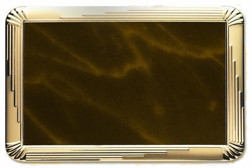 Placa Aluminio Yoyo
