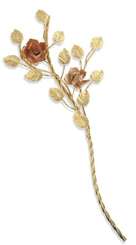 Ramo Ondulado dos rosas