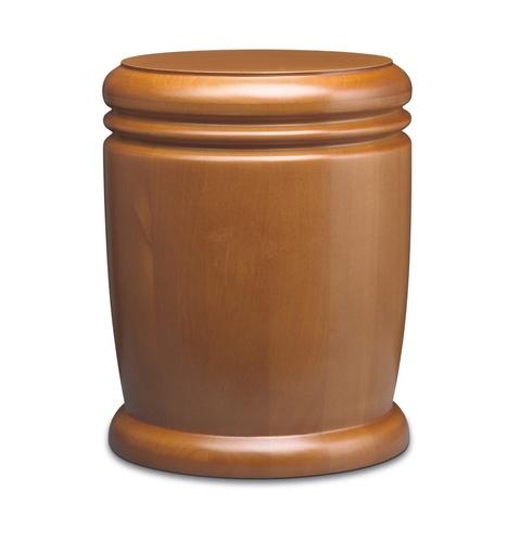 Urna de Madera estria
